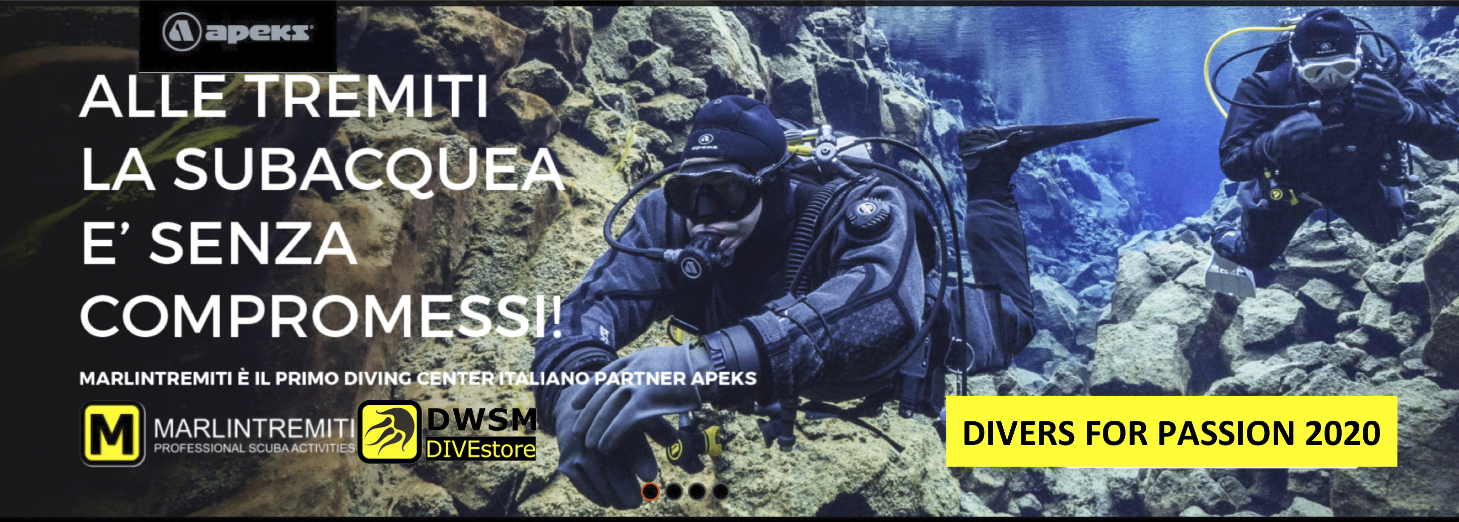 DIVERS FOR PASSION