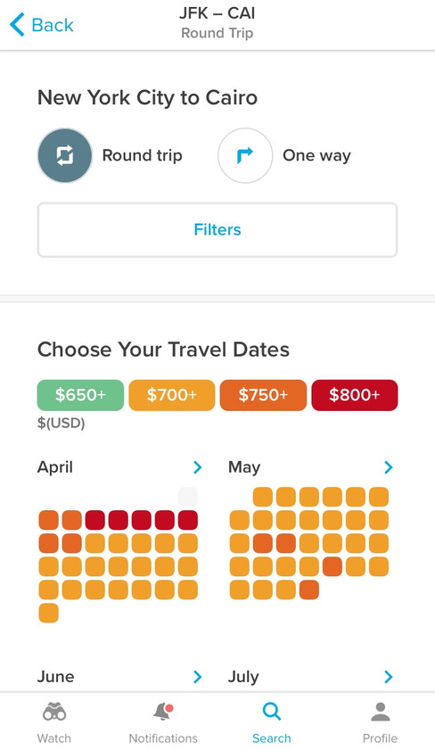 Cheap Flights Apps | Anna's Wonderlust
