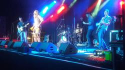 Swamptruck Live at Folk Festival
