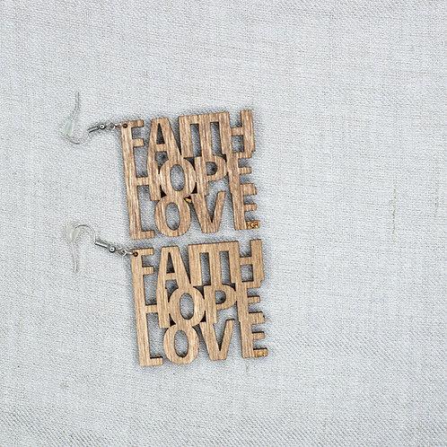 Faith, Hope, & Love