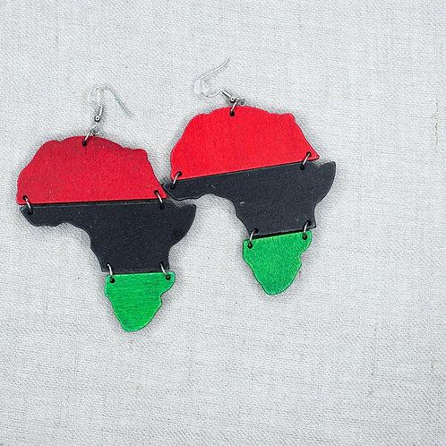 RBG (Red, Black & Green)