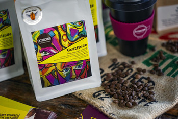 Extraction Artisian coffee Range