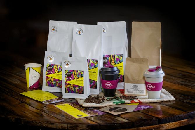 Extraction Artisian Coffee Full range