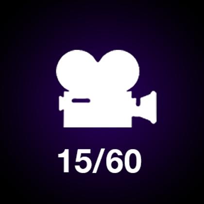 15/60 Seconds video