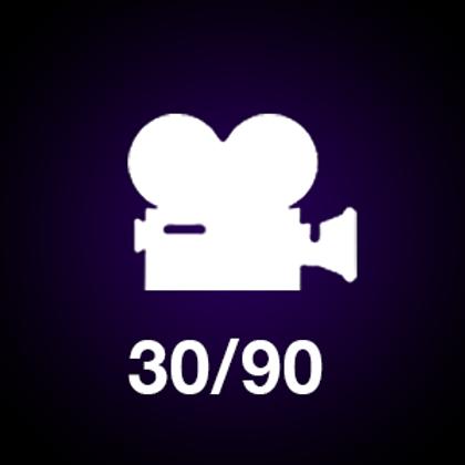 30/90 Seconds Video