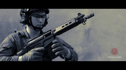 FnFal Rifle