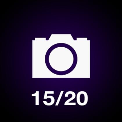 15/20 Photography