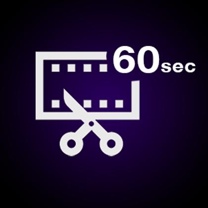 Extra 60 second clip
