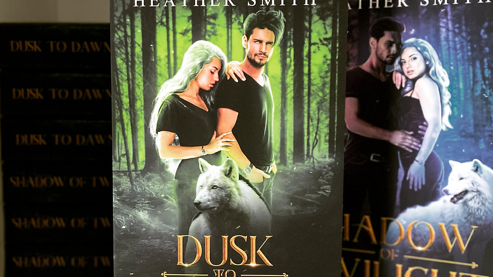 Dusk to Dawn: Fated Darkness Book 2 Paperback