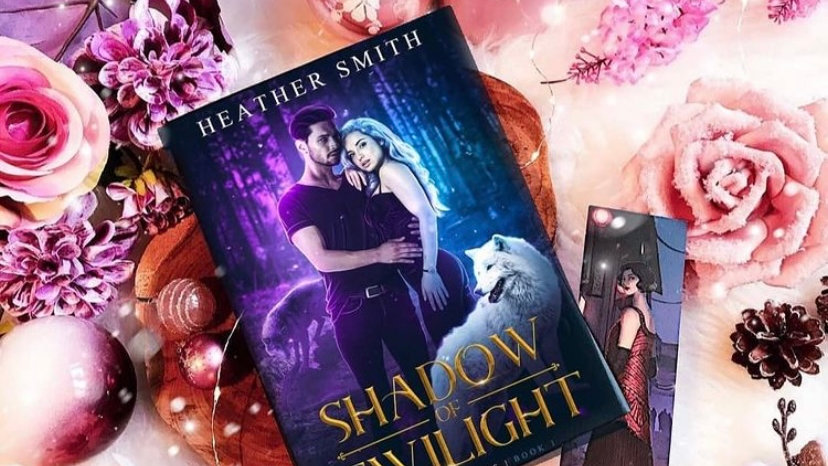 Shadow of Twilight: Fated Darkness Book 1 Paperback