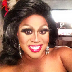 Backstage at Miss Gay Tennessee America