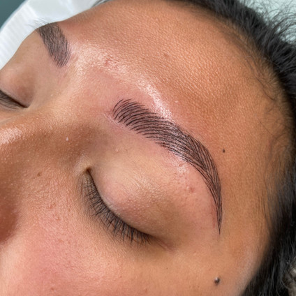COSMETIC TATTOOING