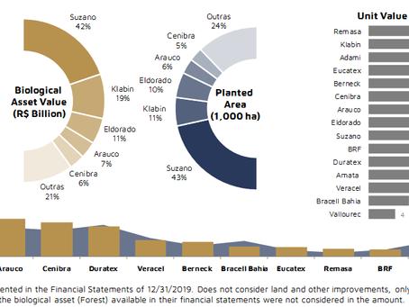 Most Valuable Biological Assets in Brazil