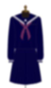 学校制服キャンパス39_本庄高校_女子