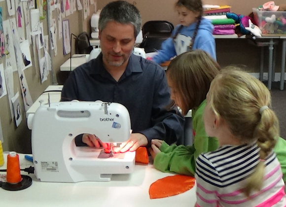Intro to Sewing