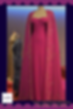 Oceans 8 - Fuchsia gown for ---- Cosutme