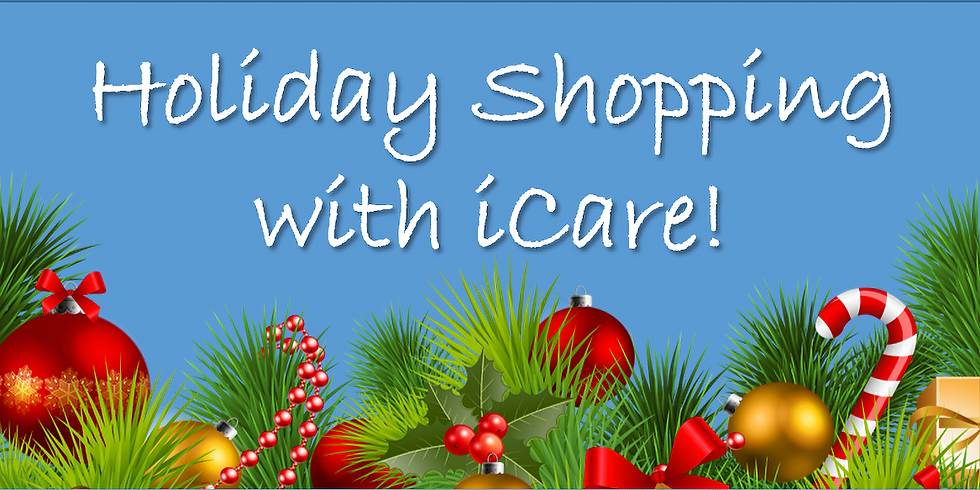 Holiday Shopping with iCare: 5 Below