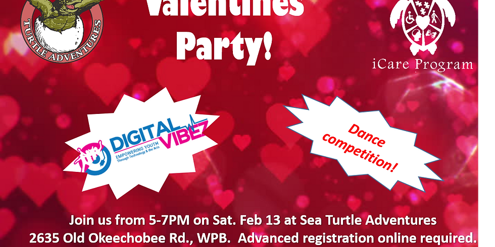 Valentines Party: Evening