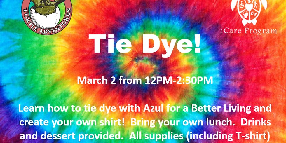 Tie Dye!