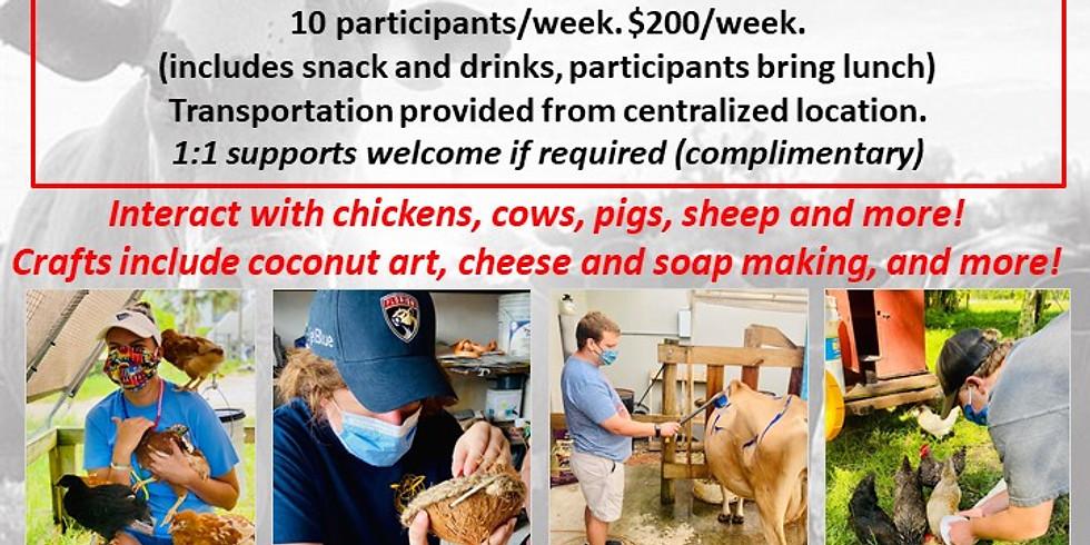 A Week at the Farm! May 31-June 4