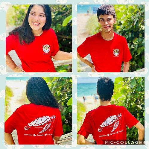 Short sleeve Sea Turtle T-Shirt (various colors)