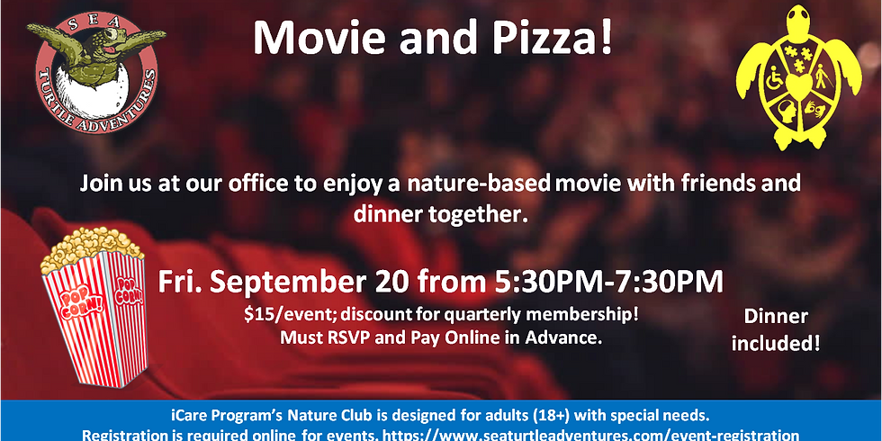 Movie and Pizza Night!