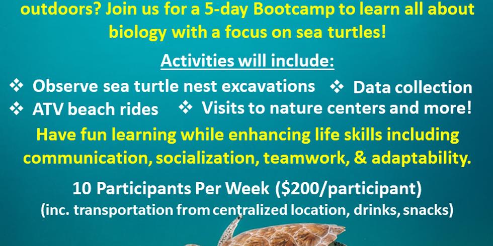 Biology Bootcamp!!
