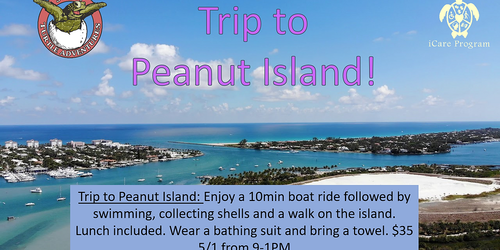 Trip to Peanut Island!