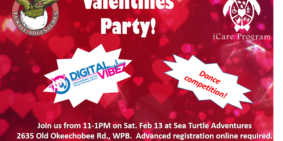 Valentines Party: Afternoon