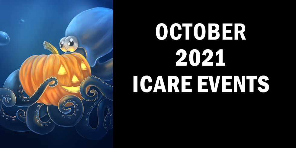 October 2021 iCare Events