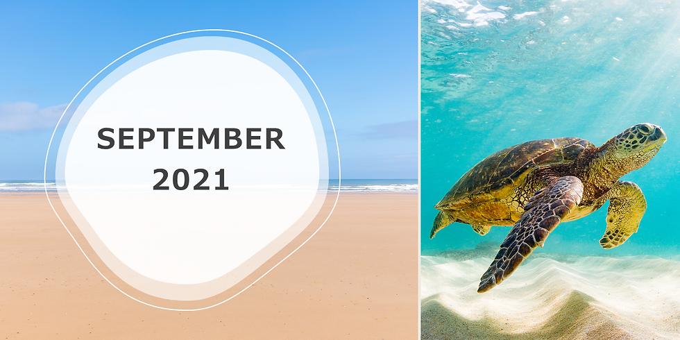 September 2021 iCare Schedule!