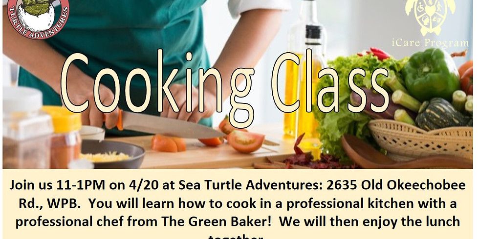 Cooking Class!