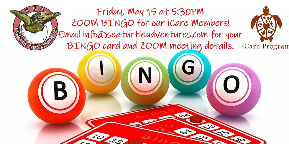 Friday Night Bingo!