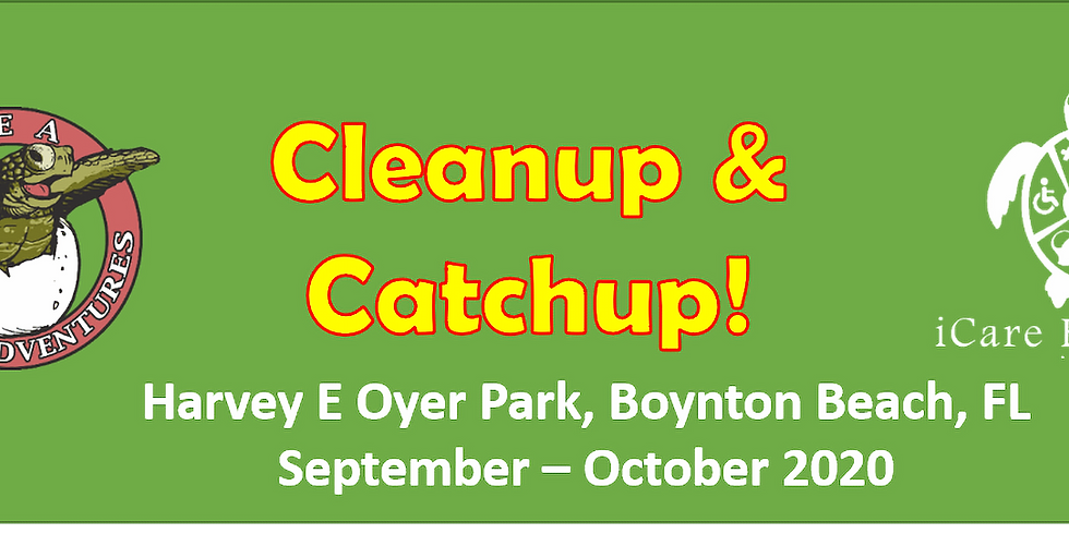 Cleanup and Catchup: Sept 22