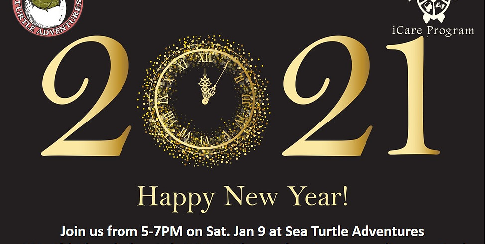 2021 New Years Kick Off Party! (Evening)