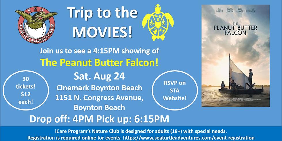 Peanut Butter Falcon!
