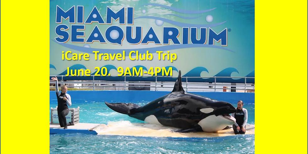 iCare Trip to Miami Seaquarium!