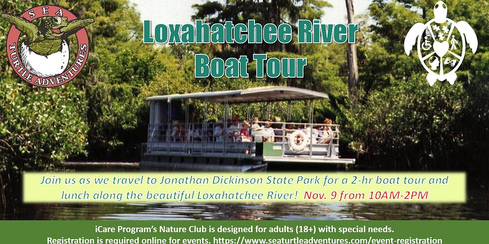 Loxahatchee River Boat Tour