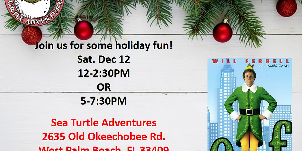Holiday Event: Dec 12 Lunchtime
