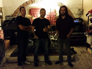 BAD PIGEONS, El dorado, notre 2ième album ...