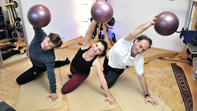 Pilates Wien Gyrotonic