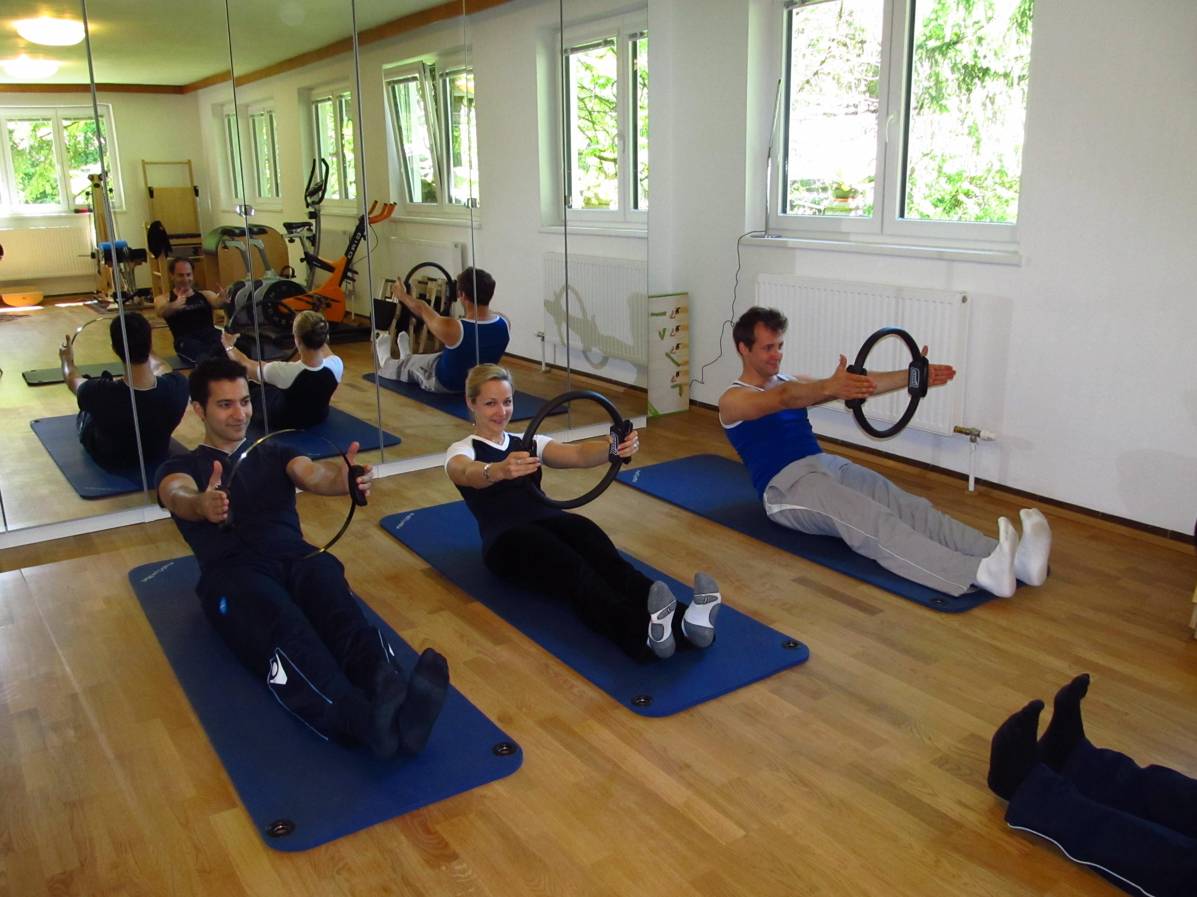 Pilates Gruppe 5er Block