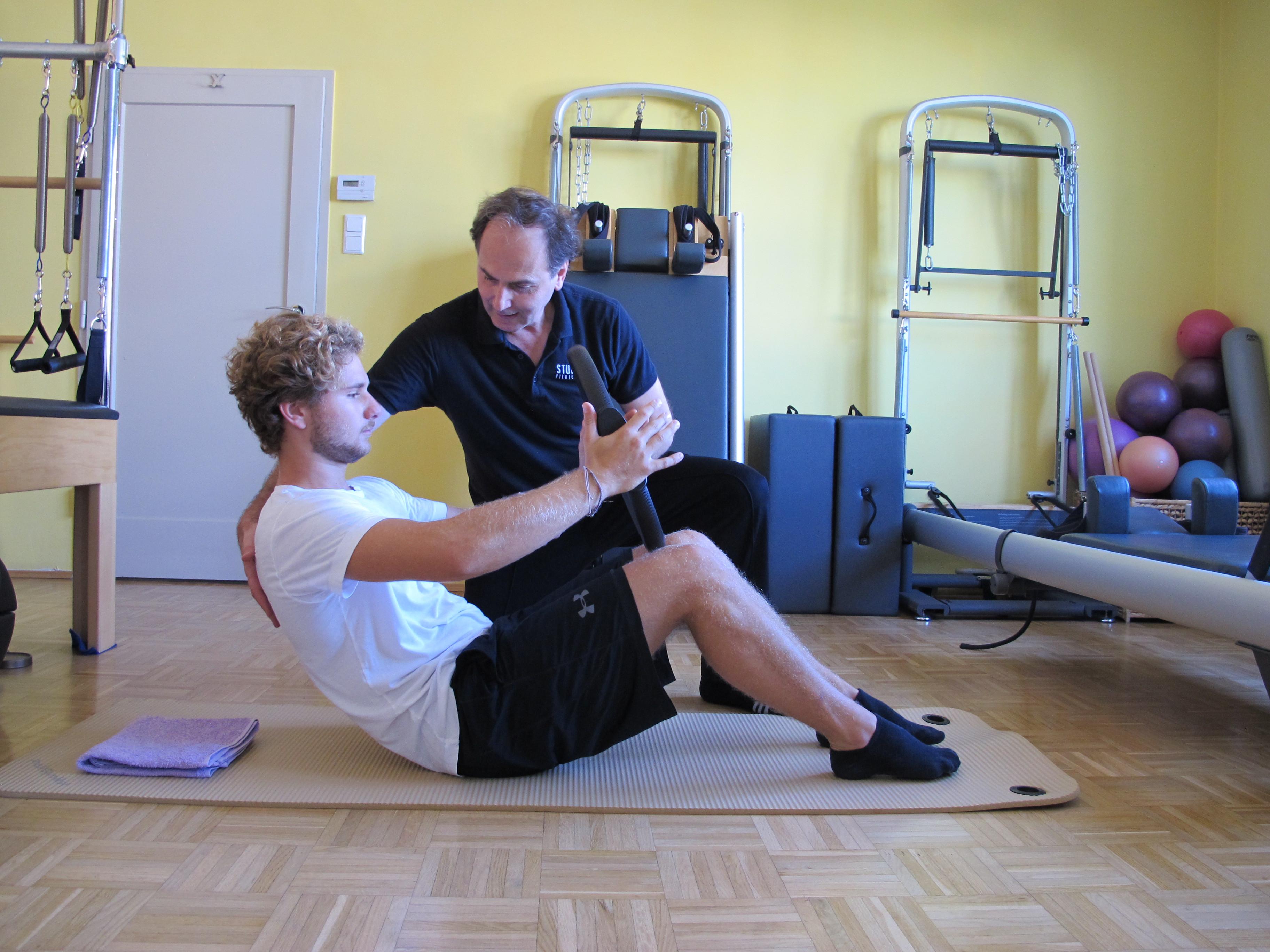 Pilates Dienstag 17:00