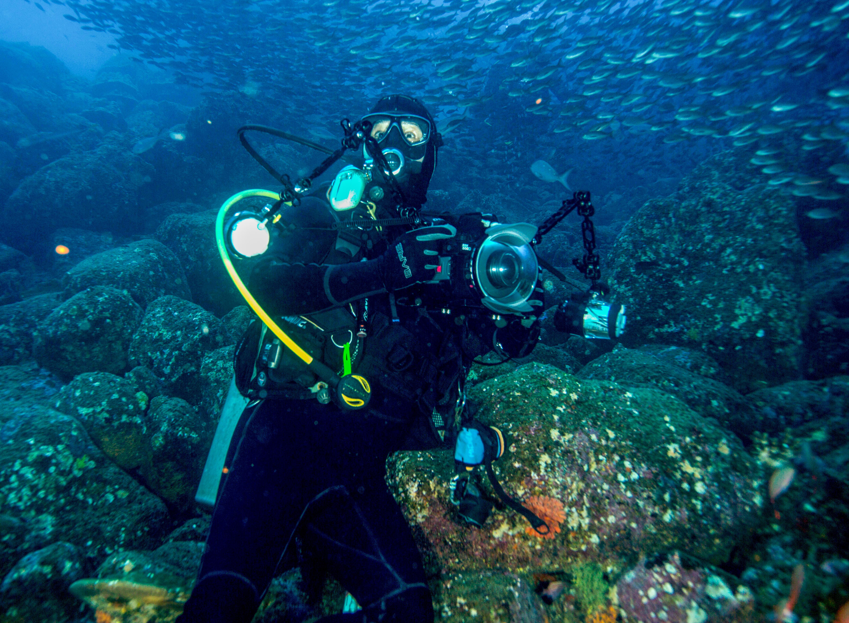 Diving Isla de la Plata
