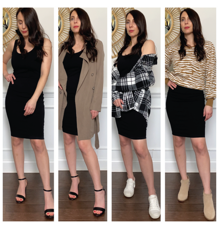 4 Ways to Style your Little Black Dress
