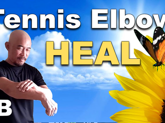 Suffering from Elbow pain? Here's an effective self-help Heal Therapy Video.