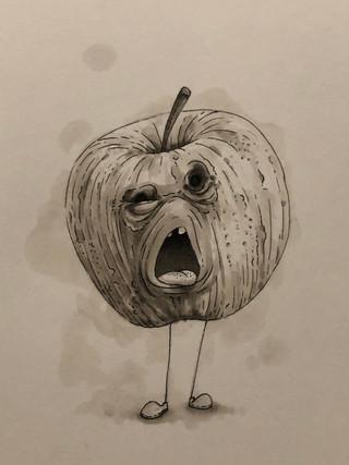 Bad Fruit - Apple