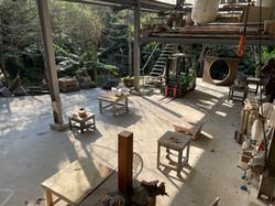 雕塑工作室