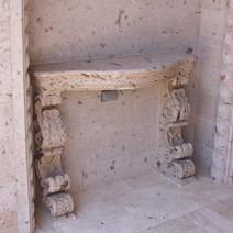 Stone Niche Table