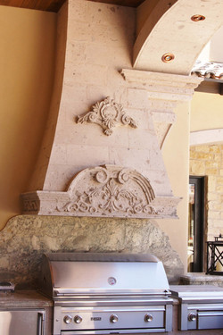 6-Barbecue-Range-Hood-Surround-with-Carving-Details